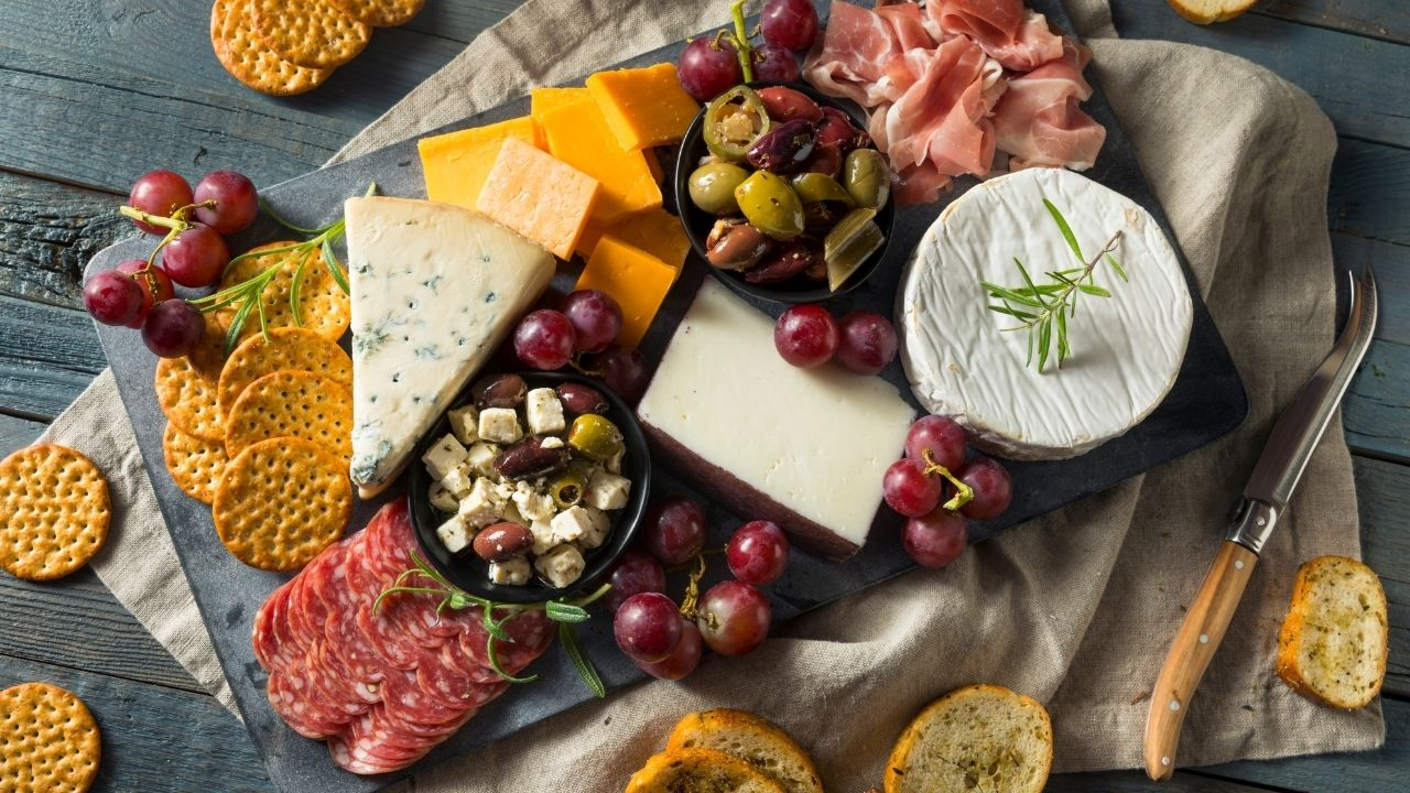 cheese board delivery