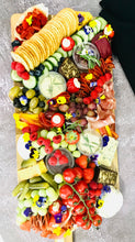 Load image into Gallery viewer, Deluxe Divine Cheese and Charcuterie