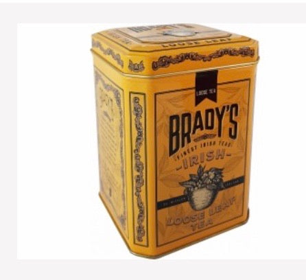 Brady's loose leaf tea