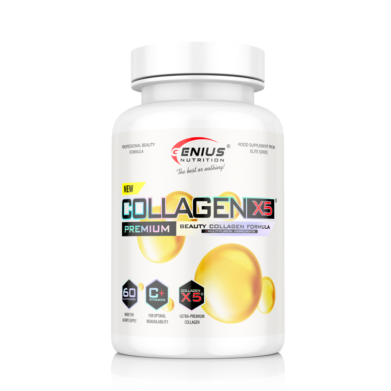 COLLAGEN-X5 60 caps/60 serv