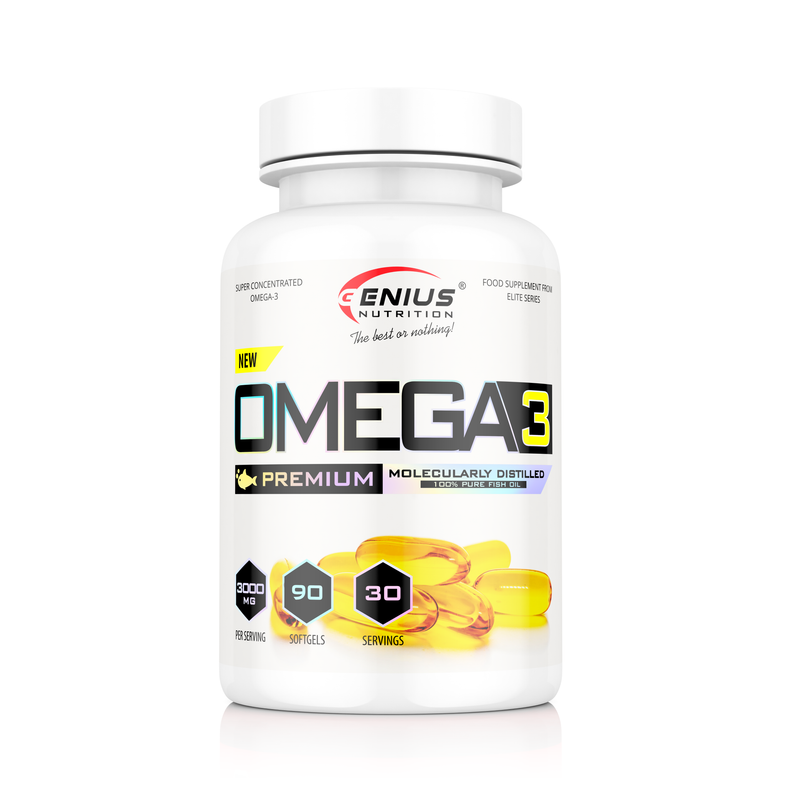 Omega-3 90softgels