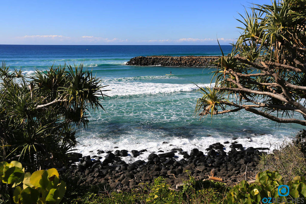 Burleigh Head National Park walking trail