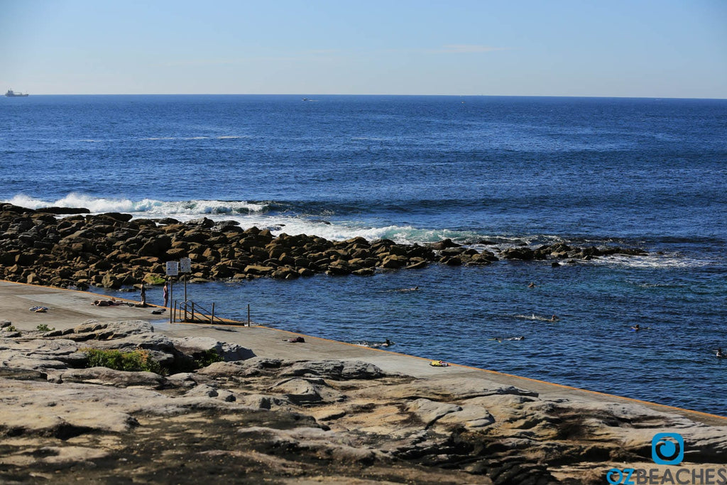 Northern side of Clovelly Beach facing Shark Point