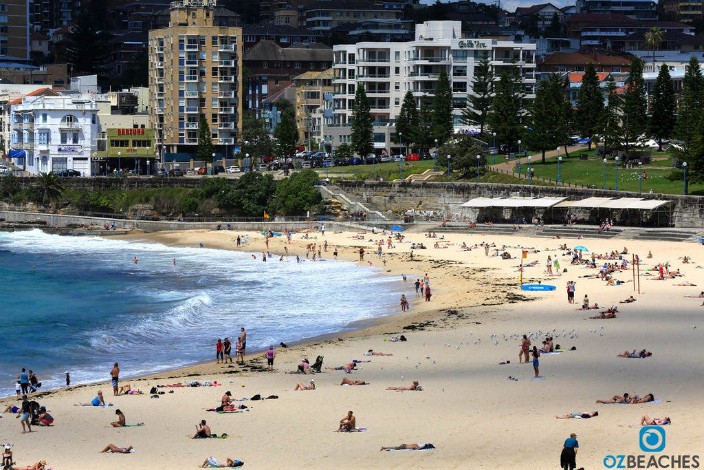 Coogee Beach facing south