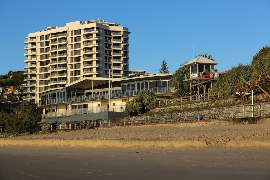 Coolum Beach Surf Life Saving Club, Sunshine Coast QLD