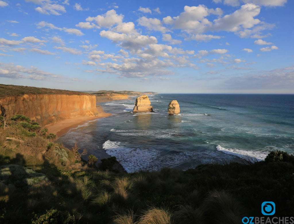Captivating view of The Twelve Apostles