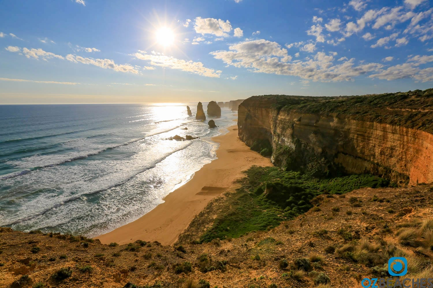 Twelve Apostles Great Ocean Road Victoria