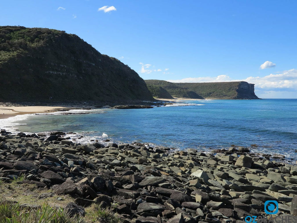 The Royal National Park, where unspoilt beaches and