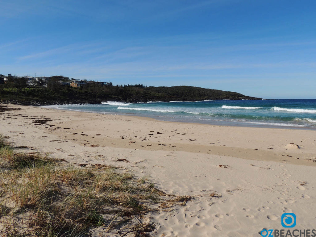 Plenty of reasons to be merry - Merry Beach NSW