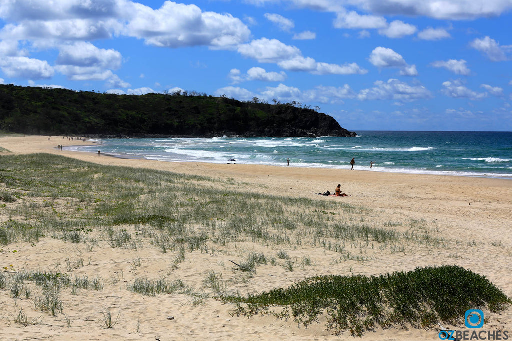 Alexandria Bay Beach Noosa Heads National Park