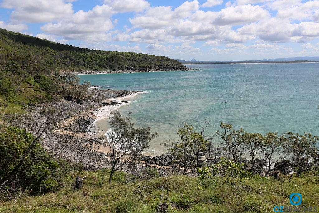 Noosa Heads National Park scenic coastal walk