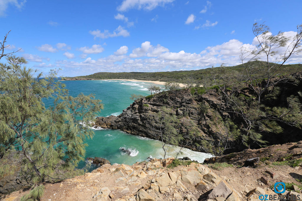 Noosa Heads National Park Alexandra Bay beach