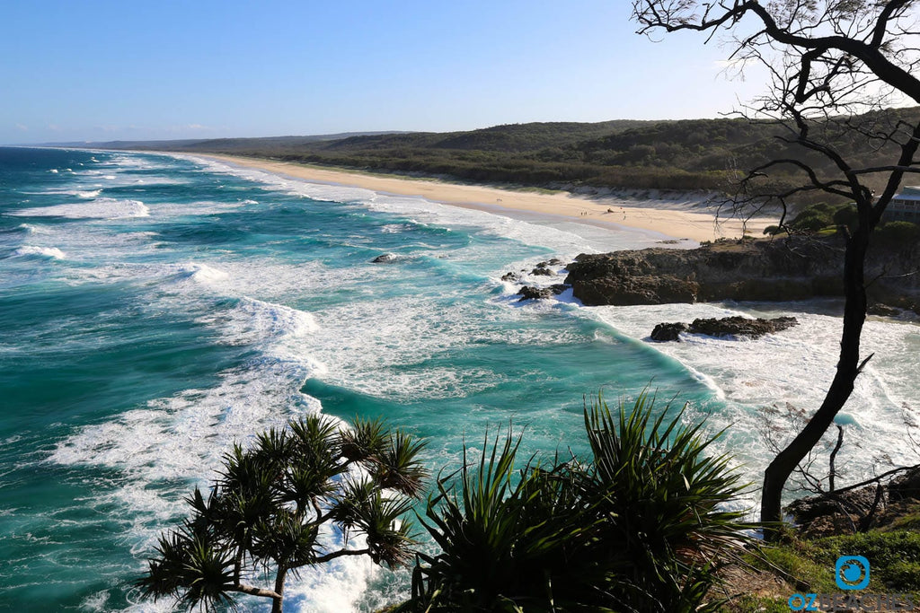 North Gorge walk on North Stradbroke Island QLD