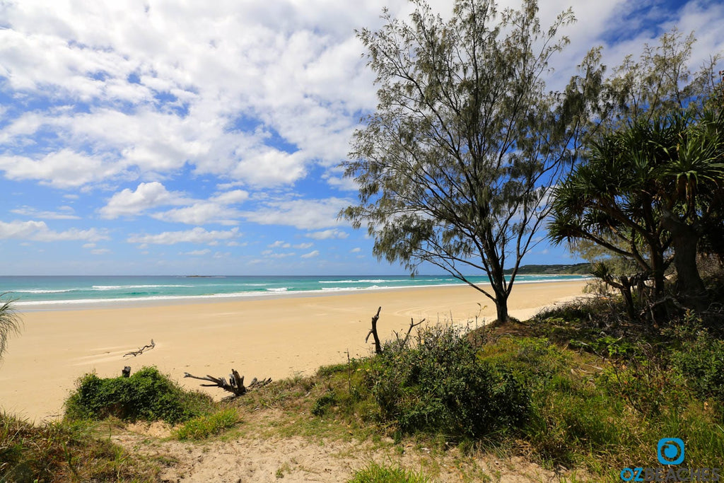 Home away from home, Home Beach on North Stradbroke Island QLD
