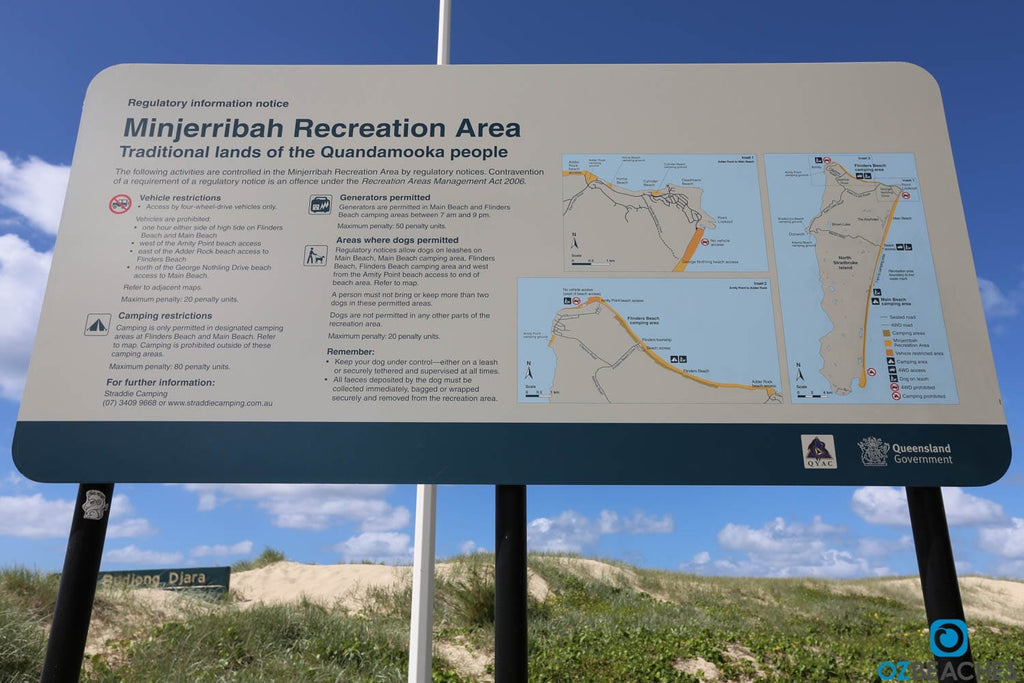 Minjerribah (North Stradbroke) Island is the traditional land of the Quandamooka people