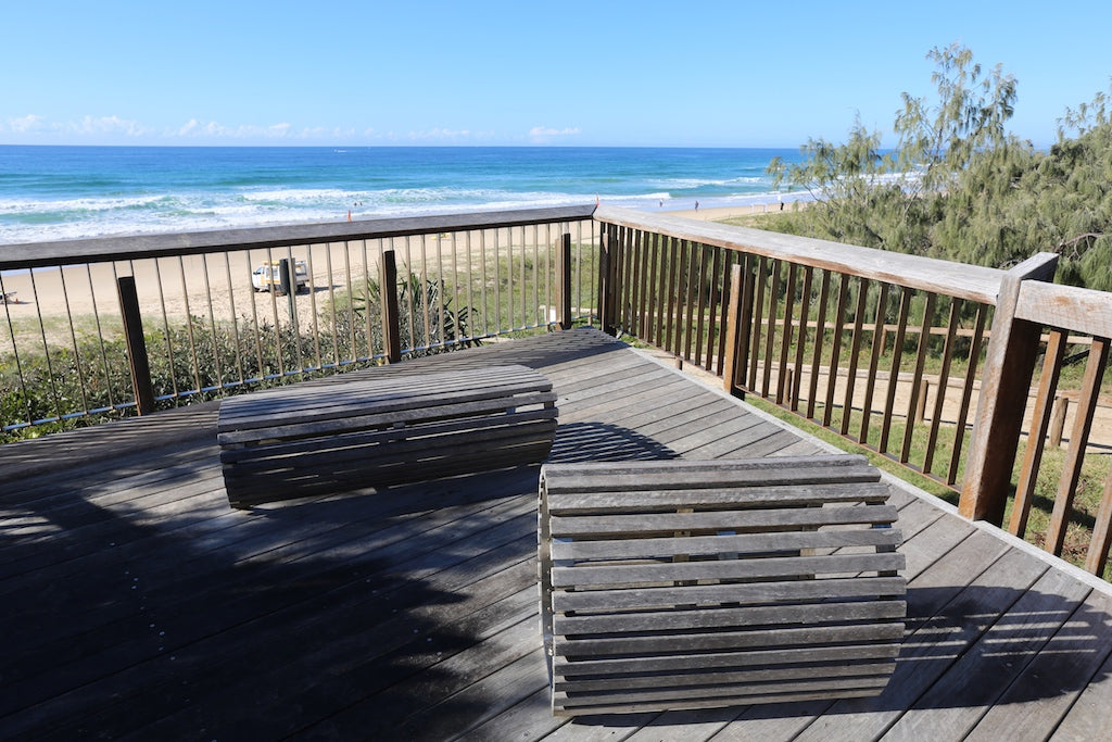 Peregian Beach boardwalk, Sunshine Coast QLD