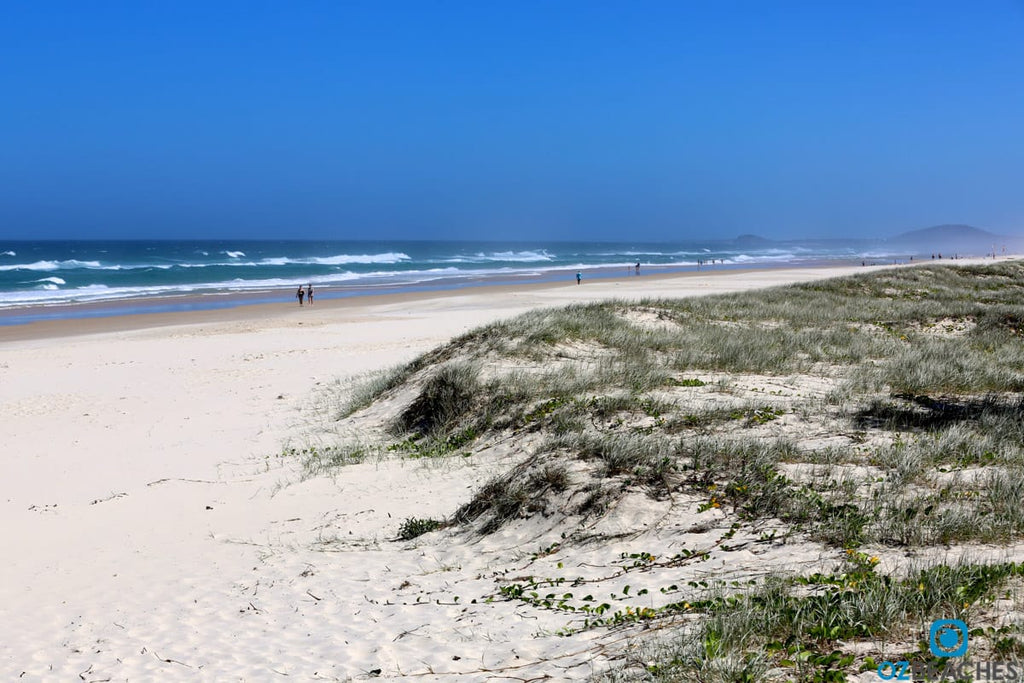 Salt Beach Northern Rivers NSW on a sunny day
