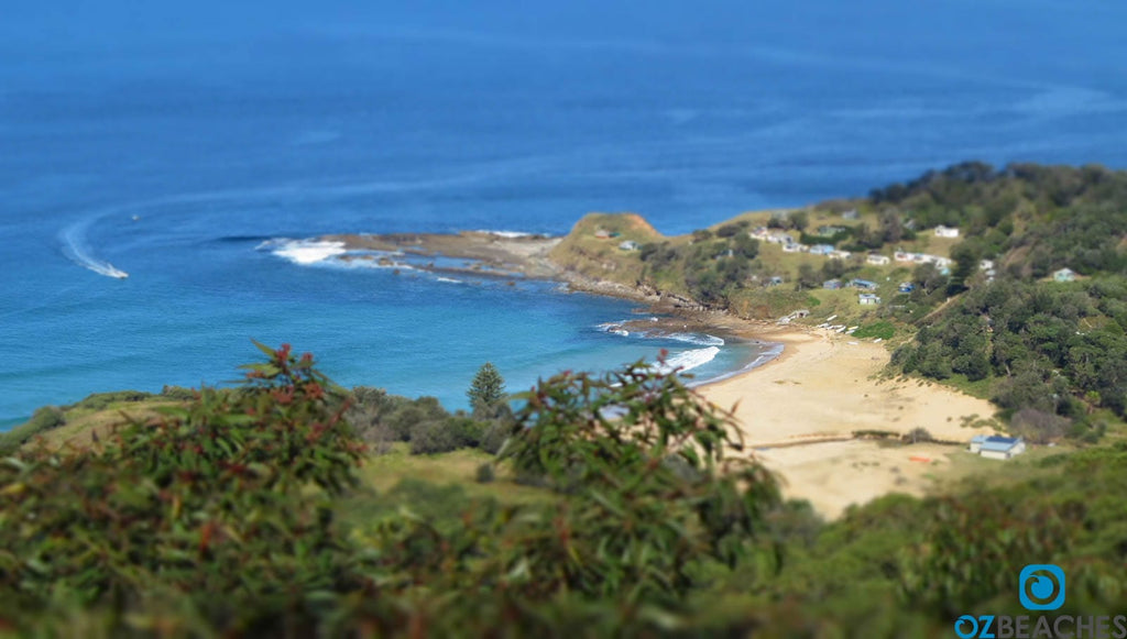 South Era beach from Governor Game Lookout