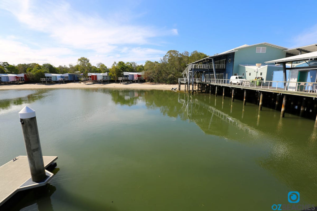 The Marina at Couran Cove Island Resort on South Stradbroke Island