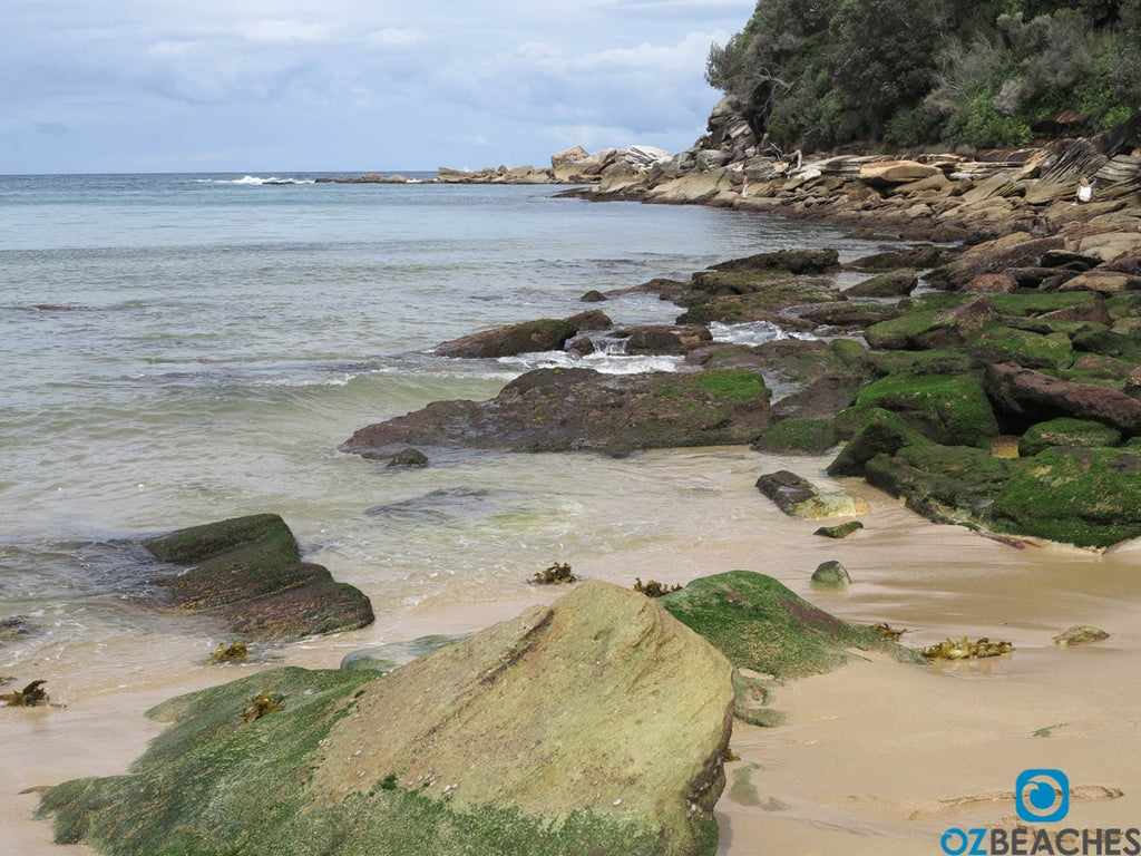 Southern end of Wattamolla Beach, Royal National Park