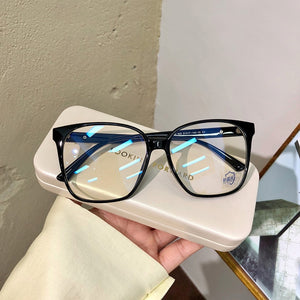 Anti-Blue Light Eye Protection Blue Light Glasses | Square Frame Blue Light Glasses-Ashton Mavis