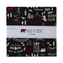 Load image into Gallery viewer, Wild At Heart // Precuts 10 inch Stacker