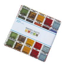 Load image into Gallery viewer, Painter's Palette // Precuts 5 inch Charm Stacker