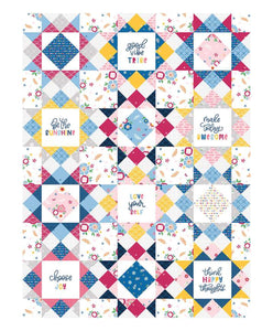 Quilt Panel // Pure Delight Pre-Order