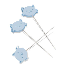 Cat Head Pins Pre-Order