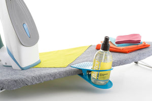 Flatter Caddy to hold Fabric Smoothing Spray