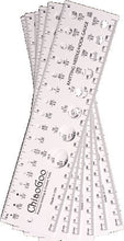 "Load image into Gallery viewer, Needle & Hook Swatch Gauge // 5"", 8"" or Square"