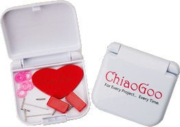 Interchangeable Tool Kit for ChiaoGoo Twist Mini Coded IC
