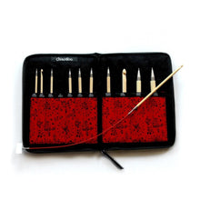 Load image into Gallery viewer, Interchangeable Tunisian Crochet Hook Set