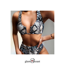 Load image into Gallery viewer, Chain Reaction Bikini Set