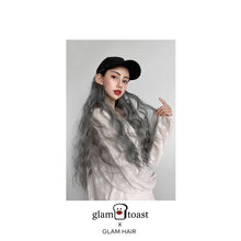 Load image into Gallery viewer, Ready-to-wear Glam Wig Cap - Space Grey