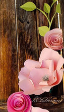Paper flowers. Paper flower wall. wedding decor. 2019 wedding trends. nursery deocor. Babies room. YOUR COLORS. wall flowers. photo backdrop