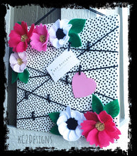 Cork board. Kate Spade Inspired. Felt Flowers. Message board. Note board. Prayer board. pink flowers. Gold flowers. 2019 trends. YOUR COLORS