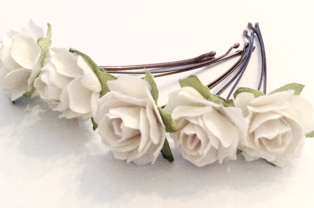 Hair Accessories Hair Pins Bobby Pins Flower Hair Pin Wedding