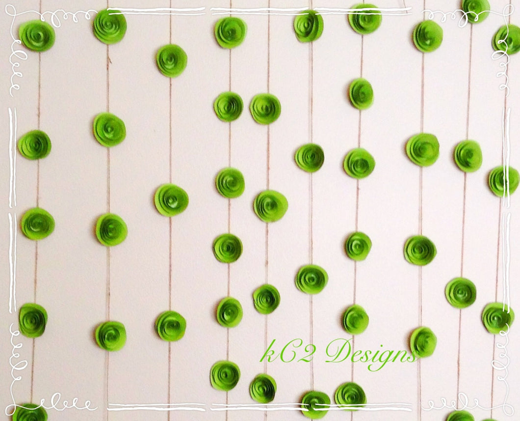 paper flower garland  flower wall  paper flower garland  paper flower  u2013 kc2designs by kerry