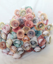 100 paper Roses on stems.