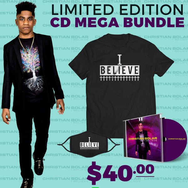 Limited Edition CD MEGA BUNDLE