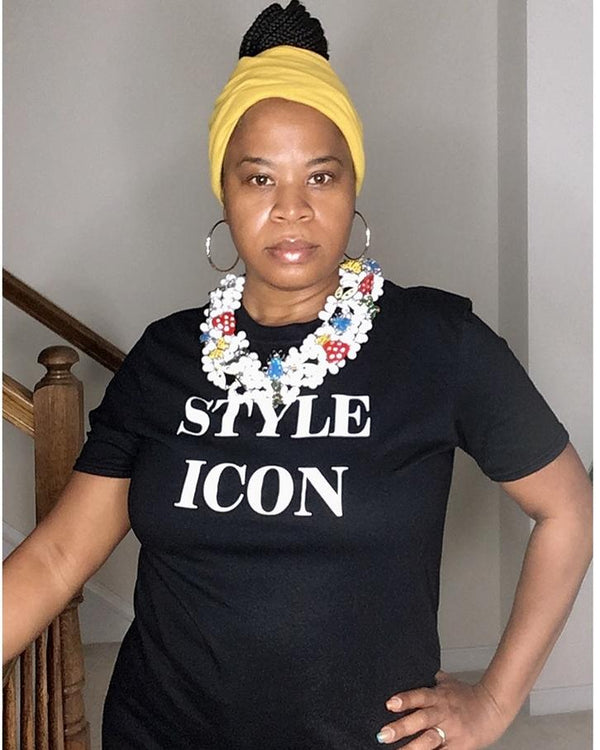 Style Icon Tee - Oh Just Us Girls