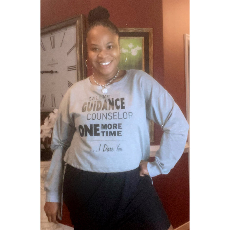 Don't Say Guidance Sweatshirt