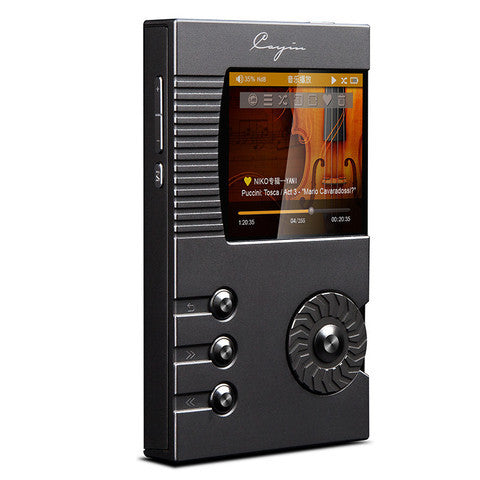 Cayin N5 DSD Lossless Digital Audio Player