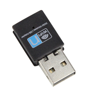 Usb Wifi Adapter 300Mbps Wifi Dongle Usb Ethernet Adapter Usb Ethernet Wi-fi Dongle Wireles Network Card Usb To Ethernet NC3505B