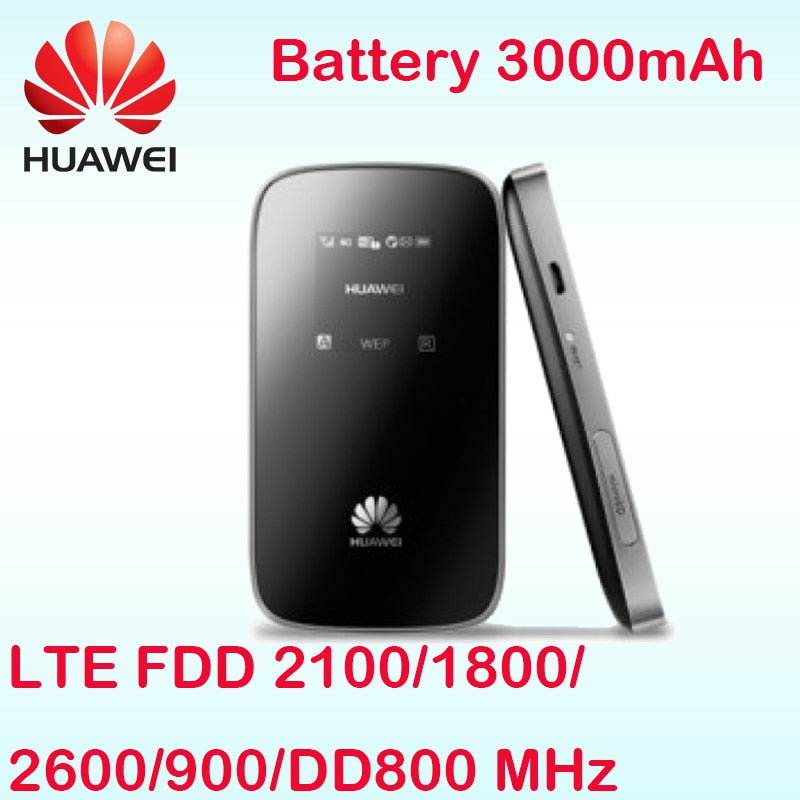 unlocked Huawei E589 3G 4G lte wifi wireless hotspot Router e589u-12 4g mobile WIFI router lte 4g Modem dongle