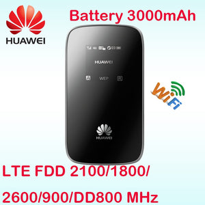 Unlocked Huawei E589 E589u-12 LTE 4g wifi router 3g 4g router 4g wireless router 3g 4g pocket wifi mobile 4g modem router