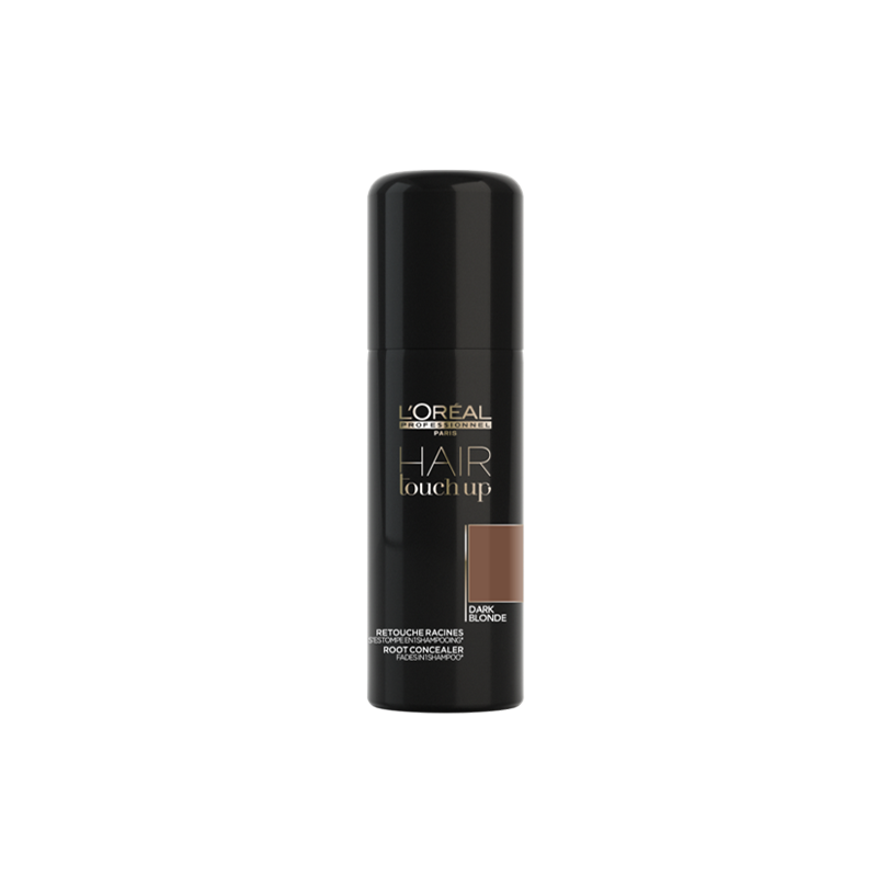 L'Oréal Professionnel Hair Touch Up Spray Dark Blonde 75ml