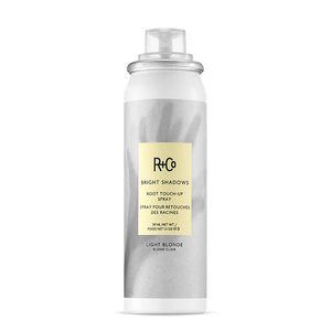 R+Co Bright Shadows Root Touch-Up Spray LIGHT BLONDE 59ml