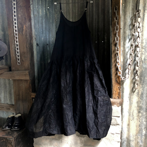 Tutu Slip Long Black